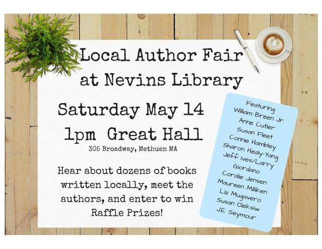 Local Author Fairat Nevins Library(1)