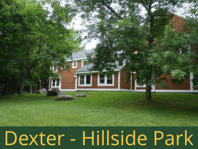 Dexter - Hillside Park: 24 units total – 1 bed apartments and 2 bedroom apartments