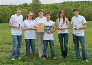 Piscataquis Community Secondary School's team placed first in the Maine Envirothon Championships.