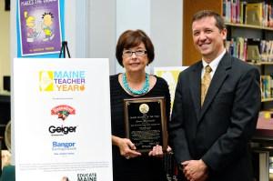 2014 Maine Teacher of the Year