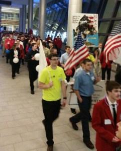 Skills USA Parade of Champions