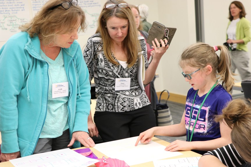 Bonny Eagle Students Participate in Educator Workshop about Assessment for Learning