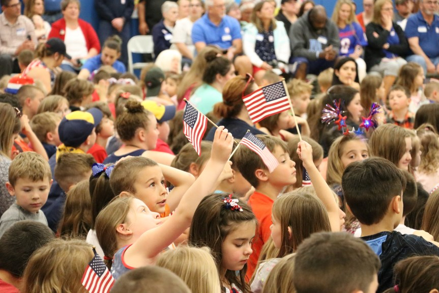 Star Spangled Celebration at Carrie Ricker Elementary