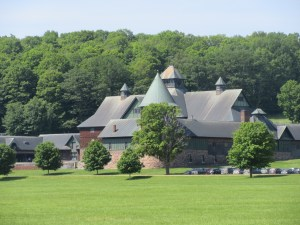 Shelburne Farms, agricultural education facility and National Historic Landmark in Shelburne, Vermont.