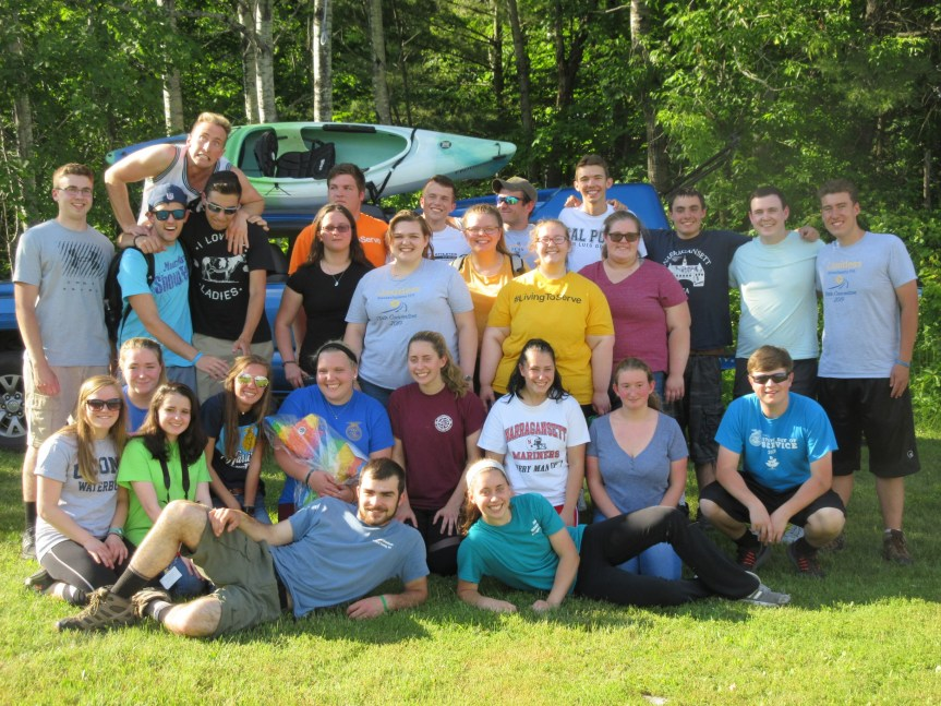 Maine FFA Joins Forces with Other New England States