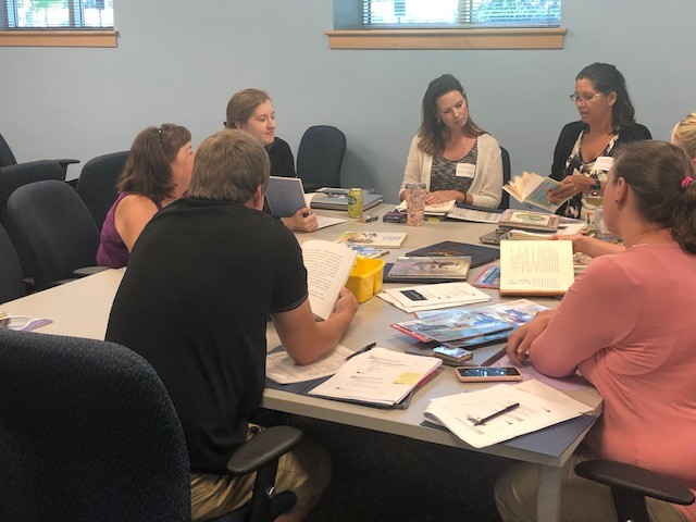 Maine DOE Summer Literacy Conference Provides Professional Learning on Small Group Strategies