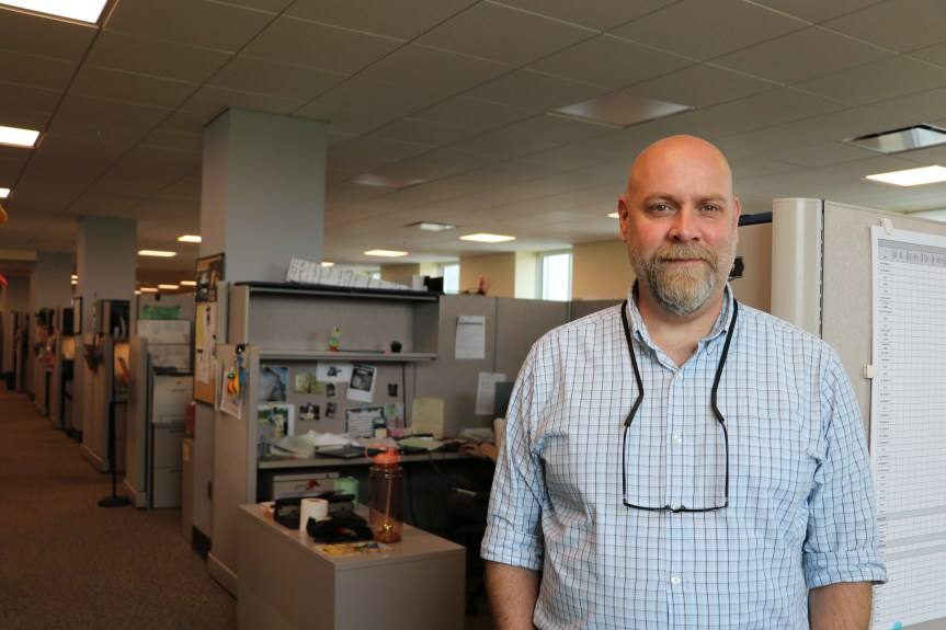 Get to Know the DOE Team: Meet Shawn Collier