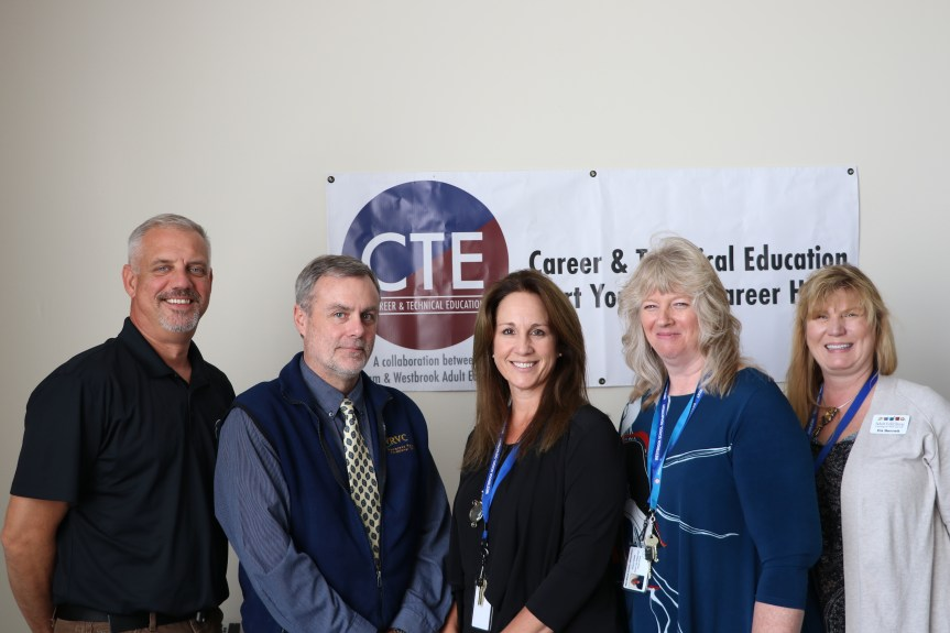 Gorham/Westbrook CTE Adult Ed Collaboration Brings New Opportunities to the Community