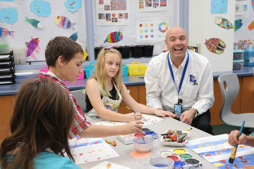 'Fridays with Finn' Provides Lewiston Students, Teachers, and School Leaders with Invaluable Experiences and Information
