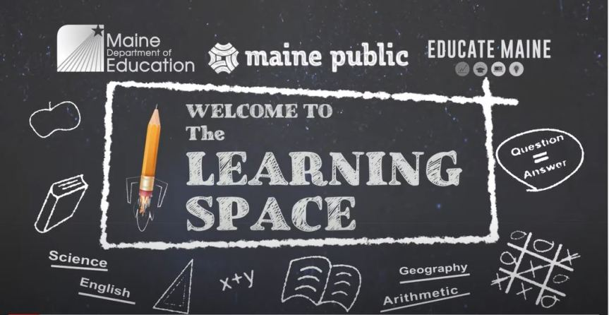 "MEDIA RELEASE: Maine Teachers to Host New Educational Program Called ""The Learning Space"" on Maine Public Television"