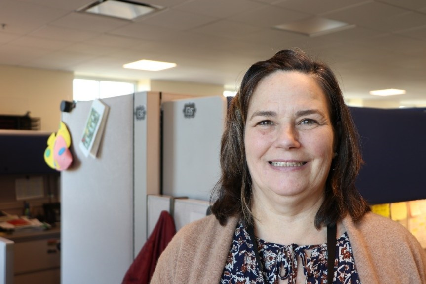 Get to Know the Maine DOE Team: Meet Anne-Marie Adamson