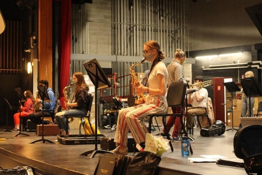 Bangor High School Celebrates Arts in Education Month