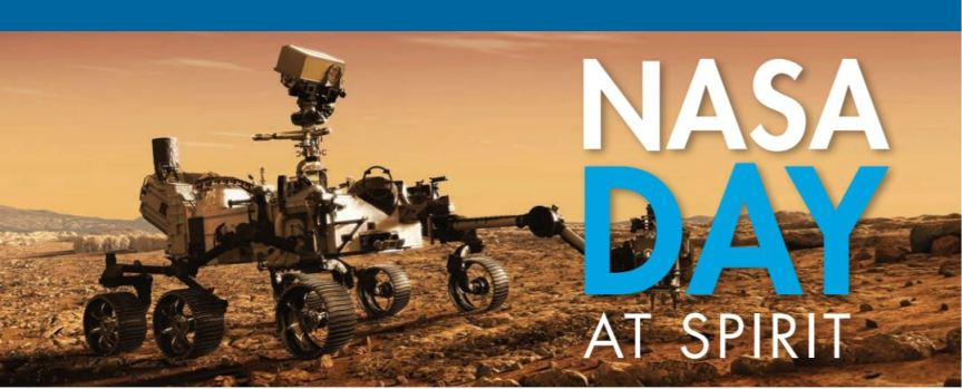 Student Opportunity: NASA Day Event