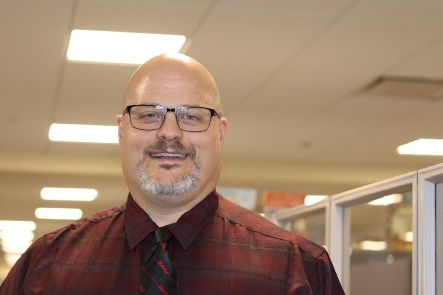 Get to know the Maine DOE Team: Meet Rob Susi