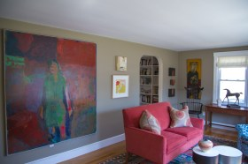 Home Is Where Their Art Is, Maine Homes