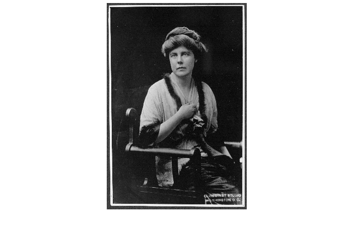 #19SuffrageStories – Number 1 – Lucy Burns
