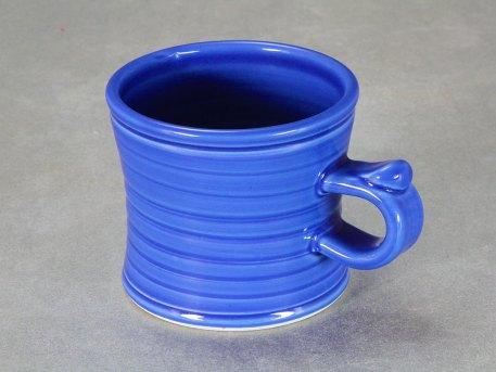 Porcelain Mug — Deep Blue Celadon