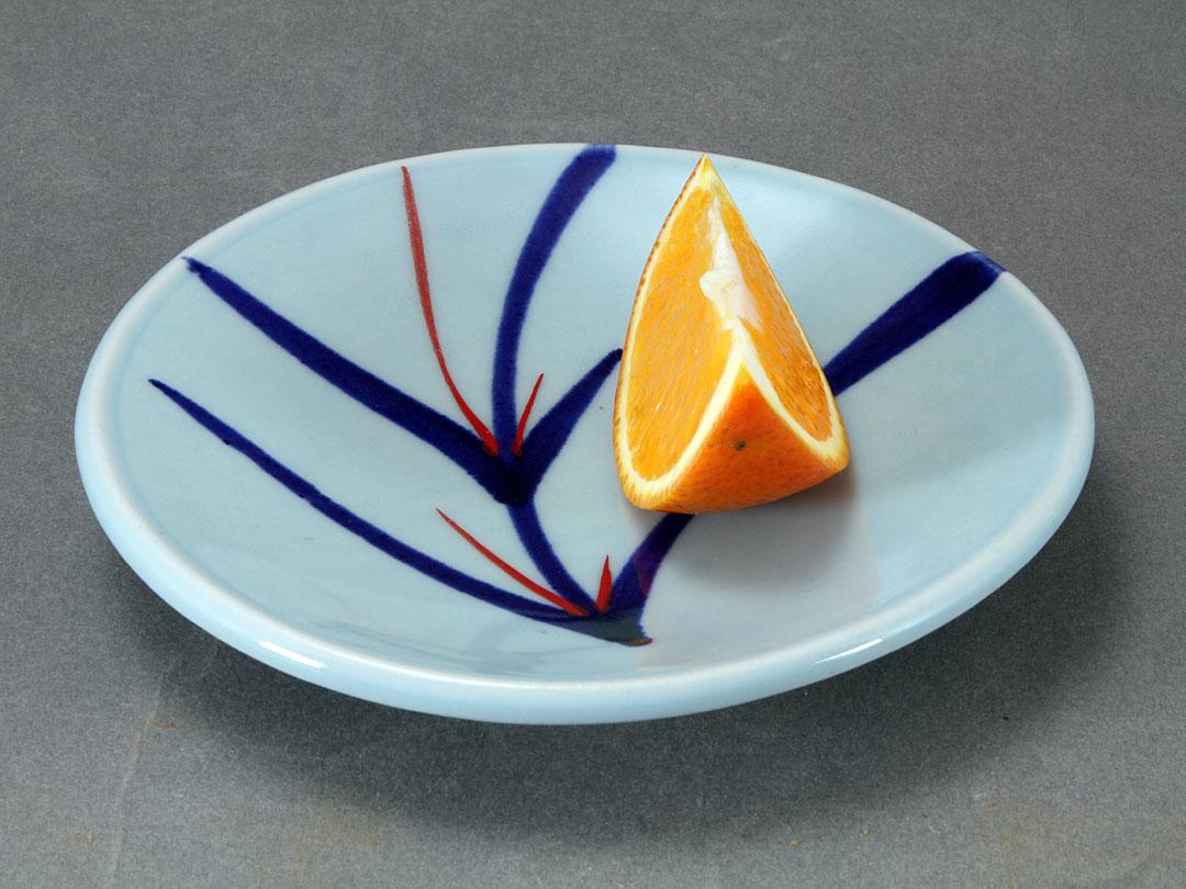 Blue Celadon Porcelain Dish
