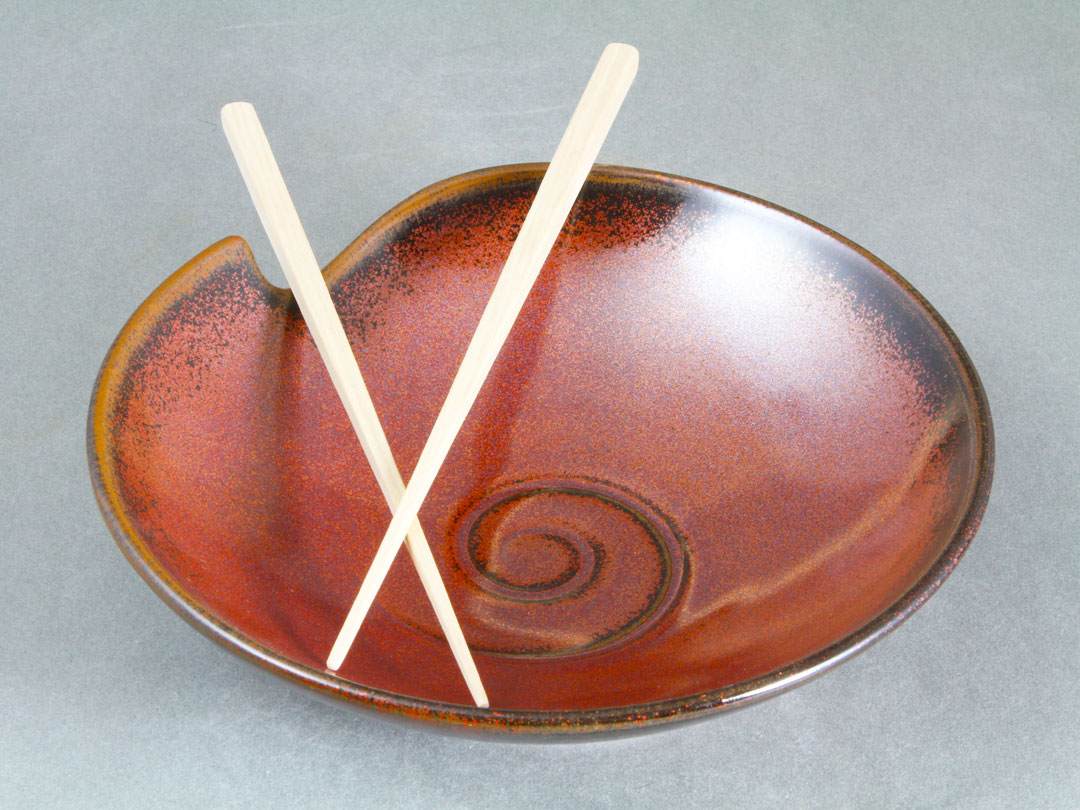 Chop Stick and Kakai Bowl Set