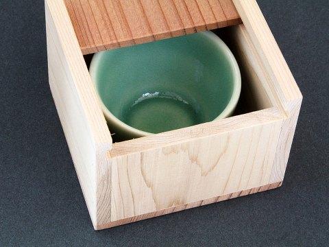 Aqua Celadon Cup — Box Set
