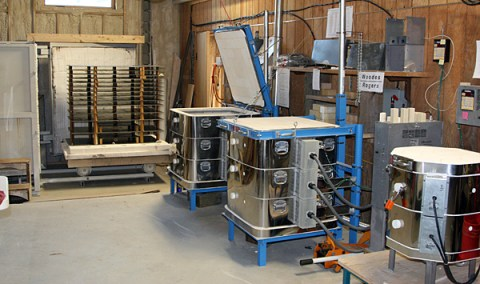 Our Electric Kilns