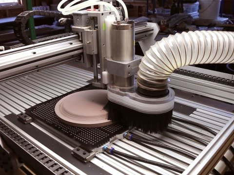 Use our CNC Machine