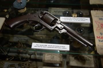 Civil War Starr Model 1858 .44 caliber percussion revolver