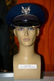 US Air Force Academy Cadet Parade hat from 2012.