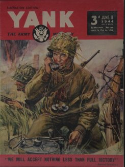 Yank Magazine June 11, 1944.