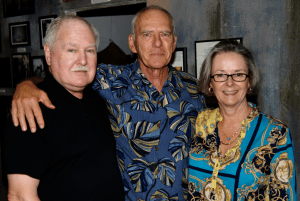 Lee Humiston with Jim & Jane Kula