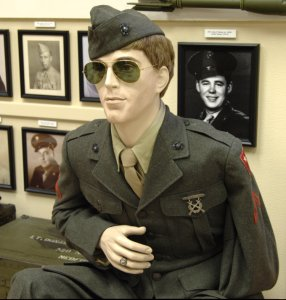 PFC John P. Malick, Sr., USMC - Pacific Theater, WW II