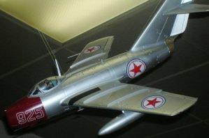MIG-15 during the Korean War
