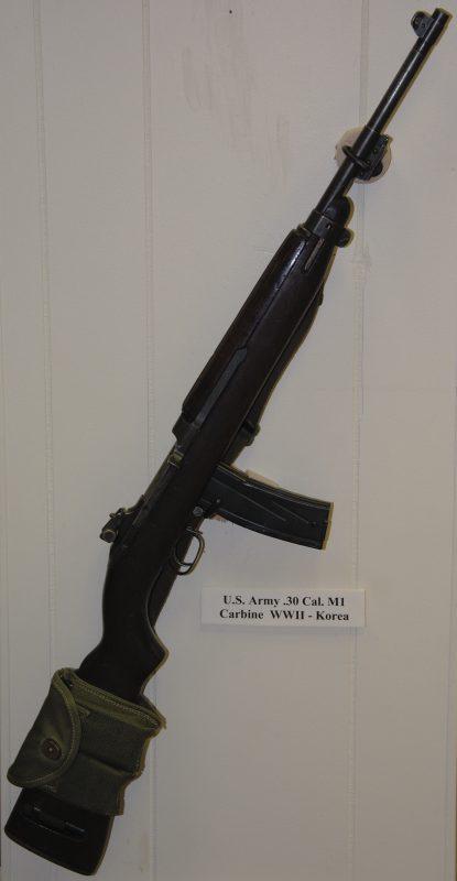 United States Army World War II through Korea .30 Caliber M1 Carbine