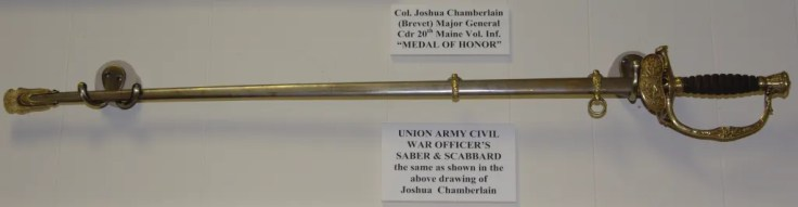 Civil War Union Army Officer's Saber and Scabbard
