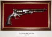 Civil War Union Army Colt Model 1860 Revolver