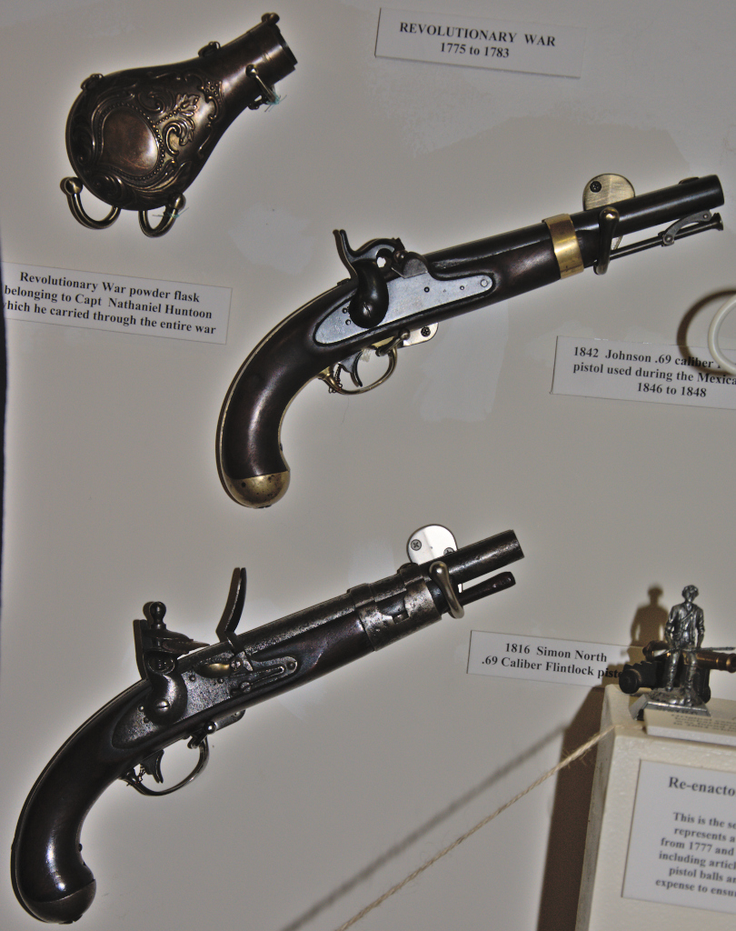 United States Revolutionary War Arms