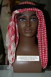 First Gulf War/Desert Storm Kuwaiti headdress