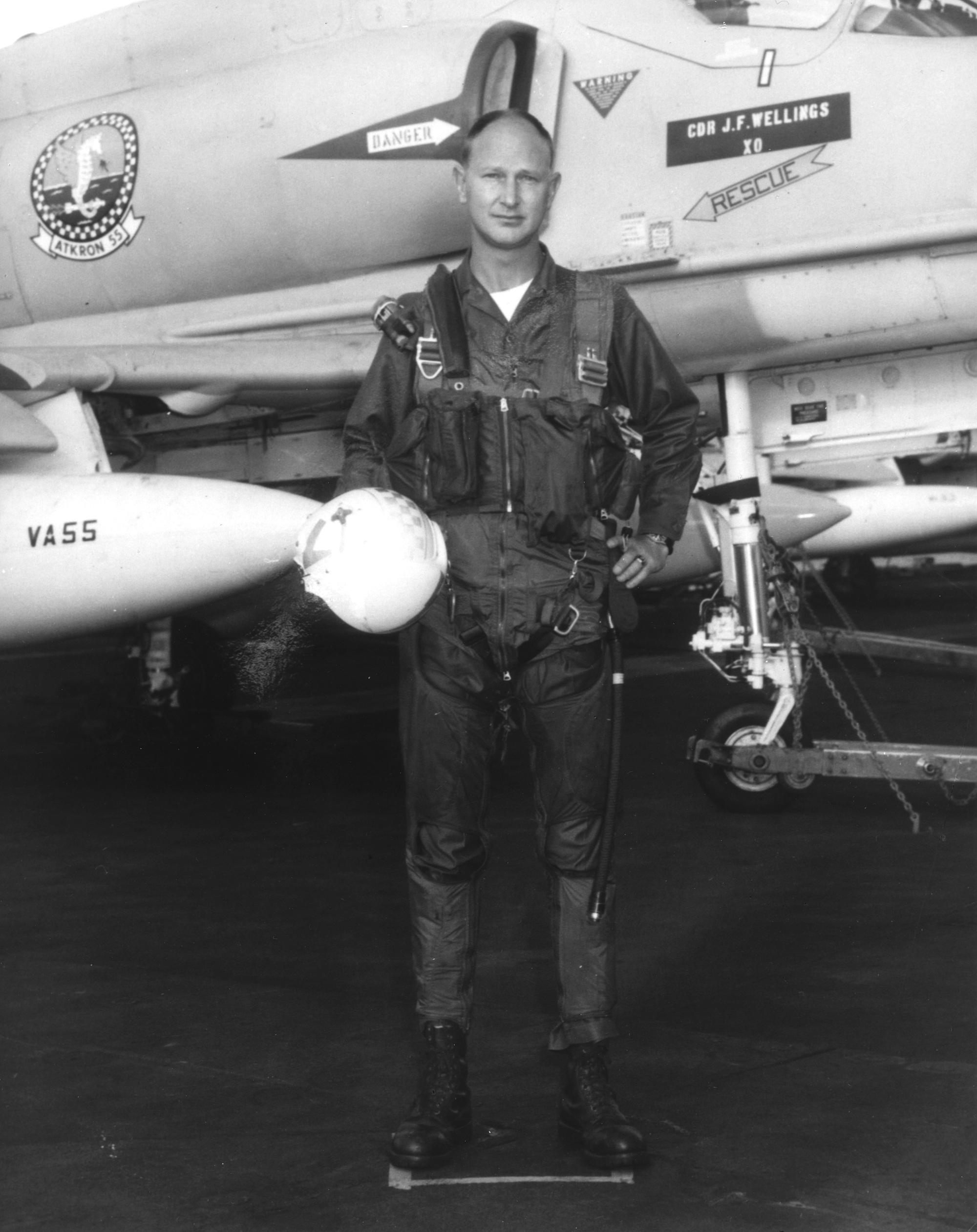 LCDR Dale Osborne, USN 9-23-1968