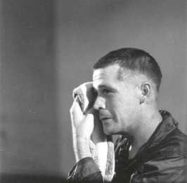 1st Lt Robert Abbott, USAF