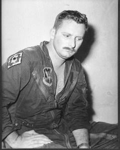 Capt Kile Berg, USAF
