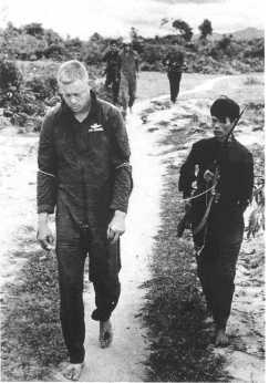 Lt Col Carl Crumpler, USAF