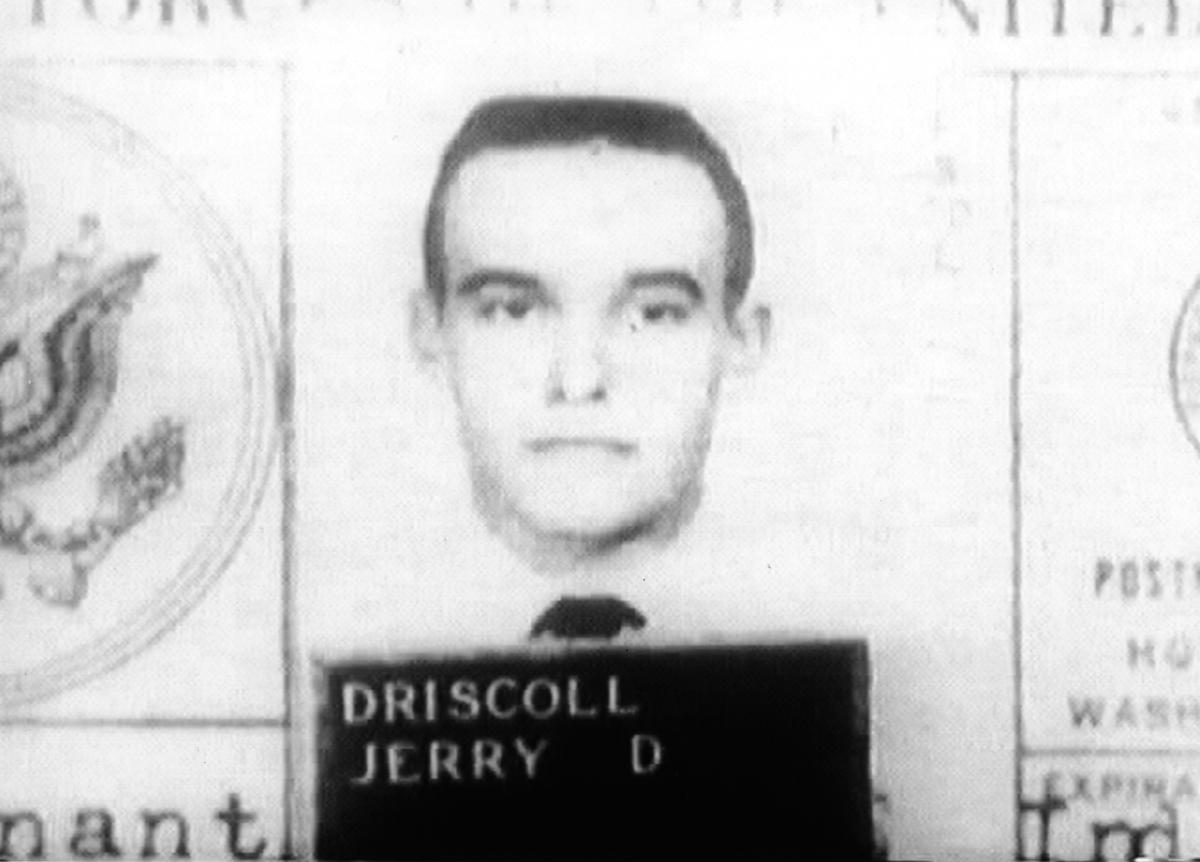 1LT Jerry Donald Driscoll, USAF