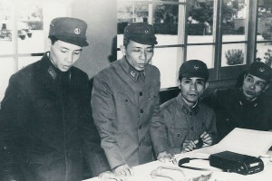 """""""Dum Dum"""" (second from right) and others"""
