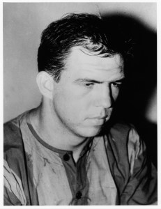 1st Lt Tom McNish, USAF