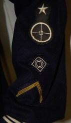 WWI Sleeve Detail