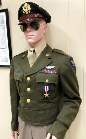 WW II USAAF Officer