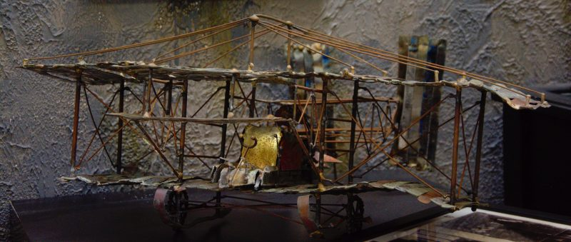 """Wright Brothers"" Plane by Chambers"