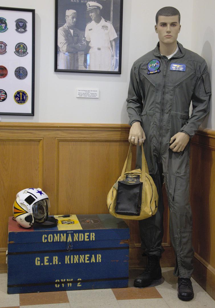 Admiral Gus Kinnear