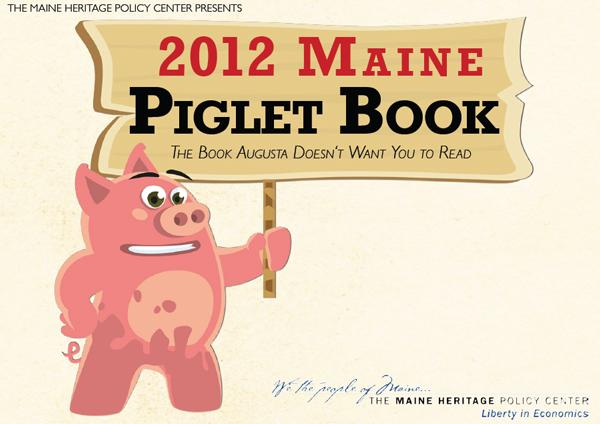 2012 Maine Piglet Book
