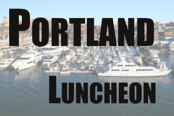 Tyler Coward of the Foundation for Individual Rights in Education to speak at Maine Policy's May luncheon